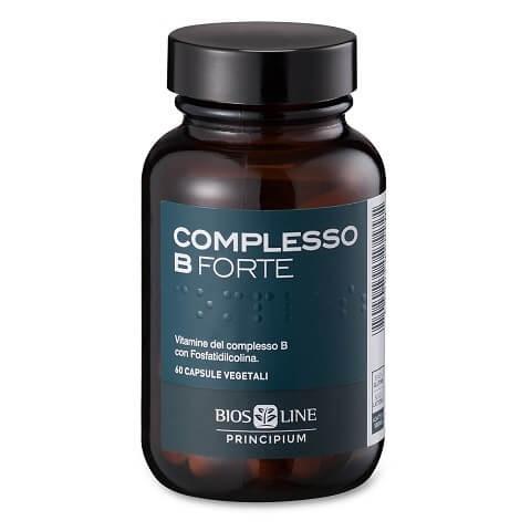 Bios Line Principium Complesso B Forte 60 capsule veg