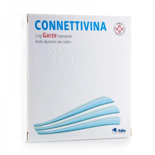 Connettivina 10 Garze Impregnate 10x10cm offerta