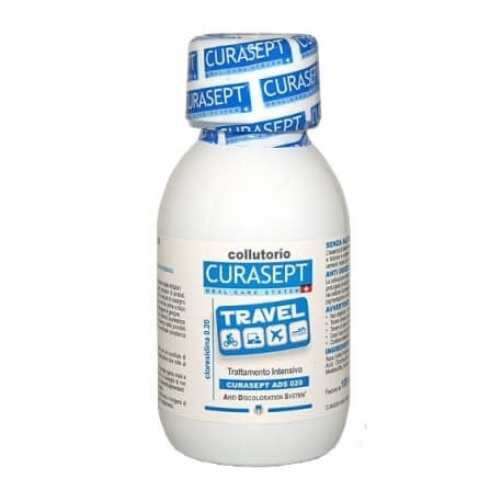 Curasept ADS Travel Collutorio 0,12 Trattamento Prolungato 100ml offerta