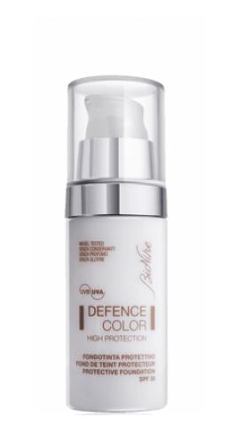 Bionike Defence Color High Protection Fondotinta Protettivo 305 Cognac 30ml