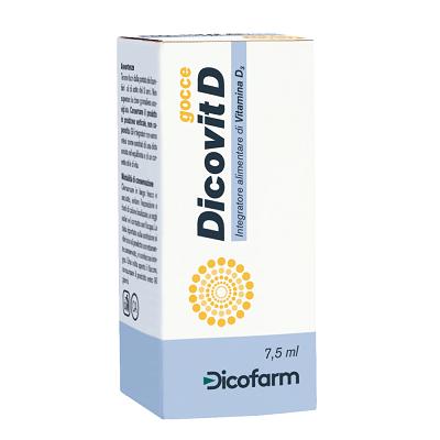 DICOVIT D 7,5ML prezzi bassi