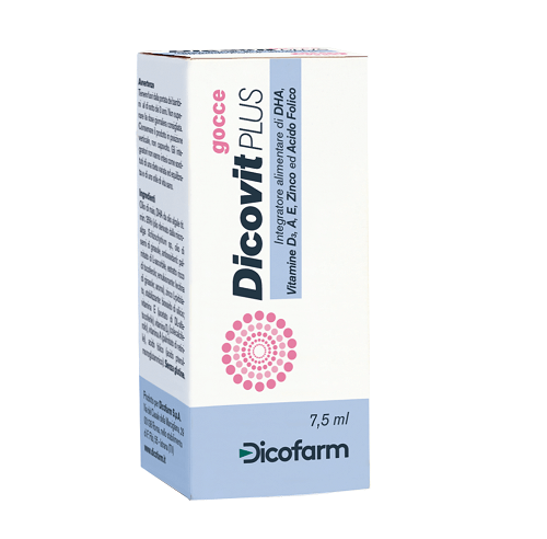 Dicovit Plus Gocce 7,5ml
