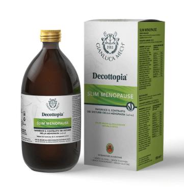 Dieta Tisanoreica Linea Decottopia Slim Menopause