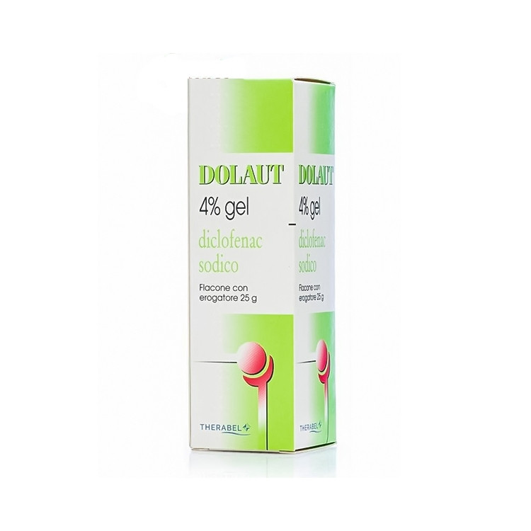 Dolaut Gel Spray 25 G 4% offerta