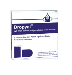 Dropyal Collirio 20 monodosi da 0,65ml