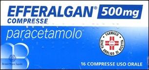 Efferalgan 16 Compresse 500mg offerta