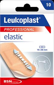 Leukoplast Elastic 56x19 10 pezzi