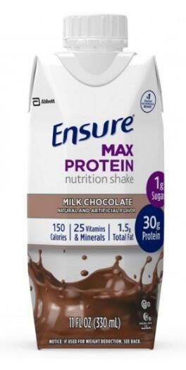 Ensure Max Protein Cioccolato 330ml