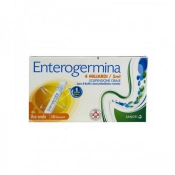 Enterogermina 4 Miliardi 20 flaconcini offerta