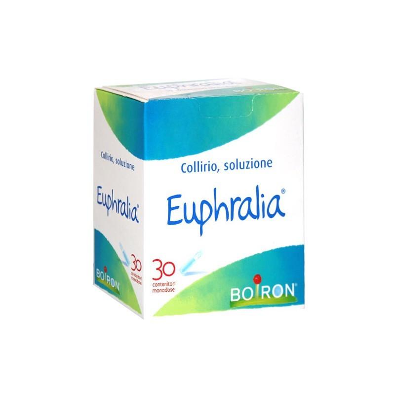 Euphralia Collirio 30 flaconcini da 0,4ml offerta
