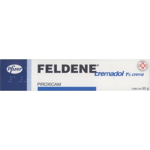 Feldene Cremadol Crema 50 G 1% offerta