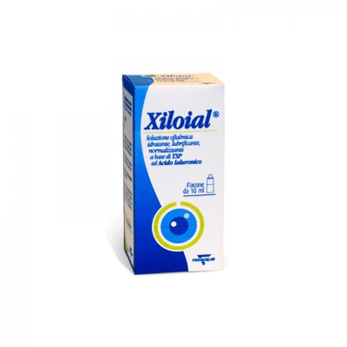 Xiloial Soluzione Oftalmica 10ml-905432783