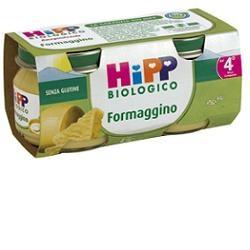 Hipp Biologico Omogeneizzato al Parmigiano 2x80gr. offerta