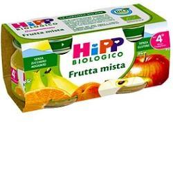 Hipp Bio Omogeneizzato di Frutta Mista 2x80gr.