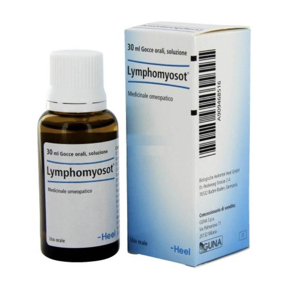 LYMPHOMYOSOT 30ML GTT HEEL prezzi bassi