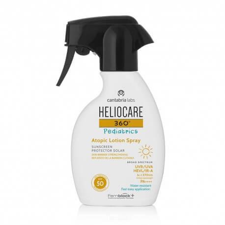 Heliocare 360 Pediatrics SPF50 Atopic Lotion Spray 250ml prezzi bassi