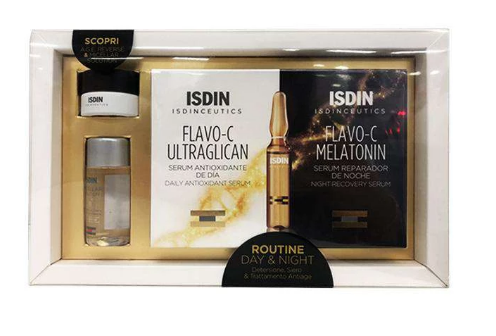 ISDIN Isdinceutics Pack Routine Viso