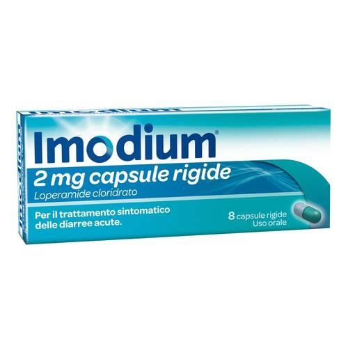 Imodium 8 capsule 2 Mg offerta