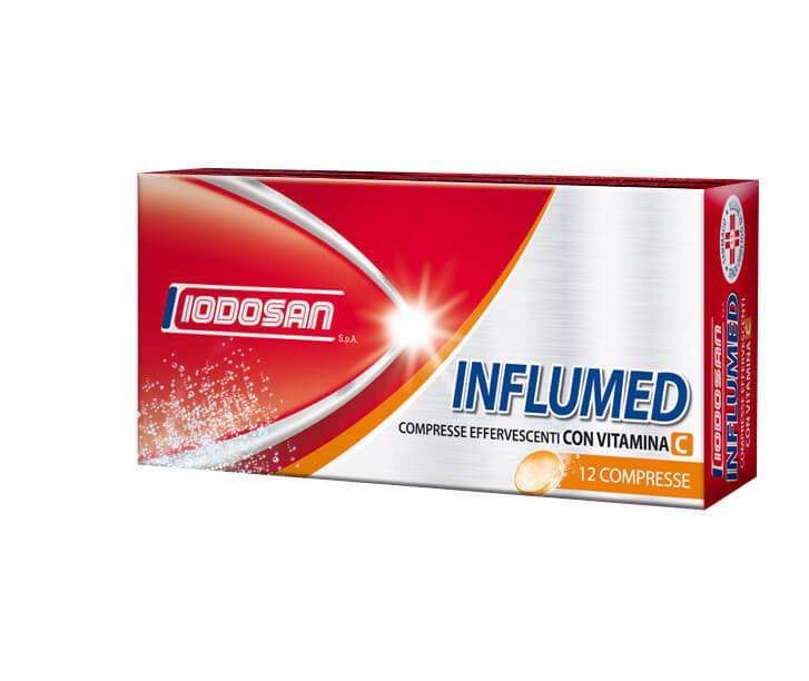 Influmed C 12 compresse effervescenti offerta