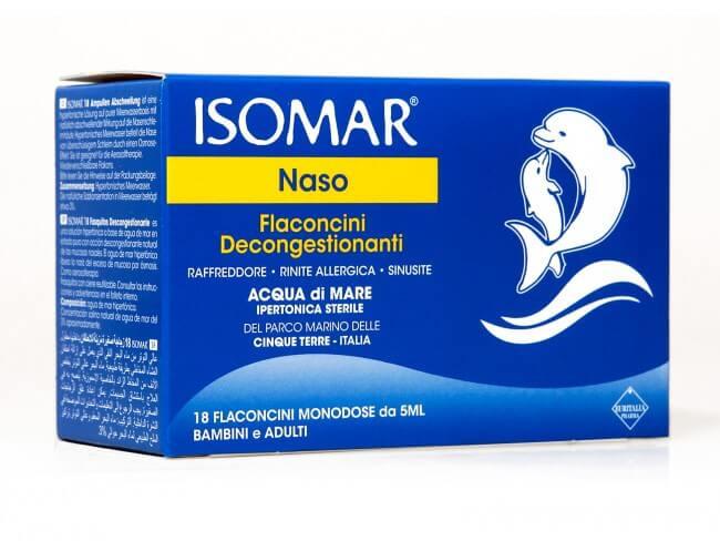 ISOMAR SOL IPERTONICA 18FL 5ML prezzi bassi
