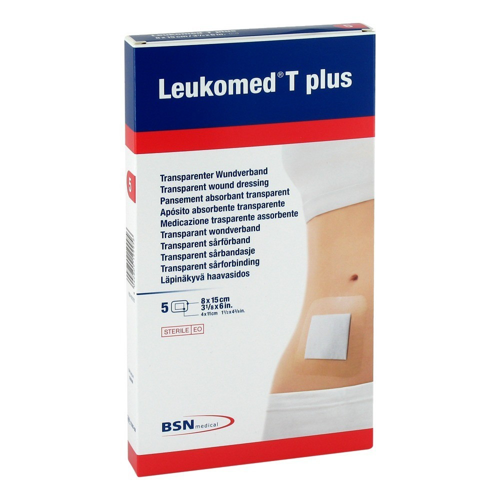 LEUKOMED MEDIC TNT 8X15CM-904428531
