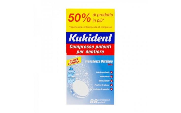 KUKIDENT CLEANSER FRESCH 88CPR prezzi bassi