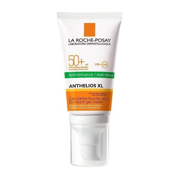 La Roche Posay Anthelios Xl Gel Crema Tocco Secco Anti Lucidita