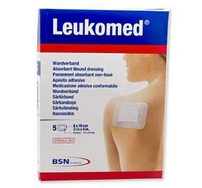 LEUKOMED MEDIC TNT 7,2X5CM-904428505