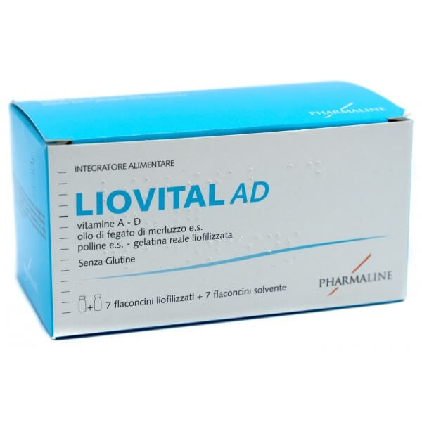 LIOVITAL AD 7FL LIOF+7FL SOLV prezzi bassi