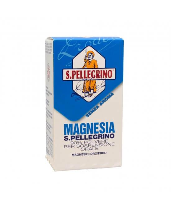 Magnesia San Pellegrino Polvere 90% 100g offerta