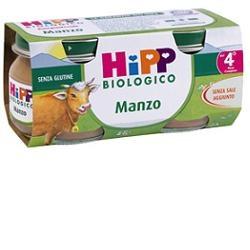 Hipp Biologico Manzo 2 x 80gr.