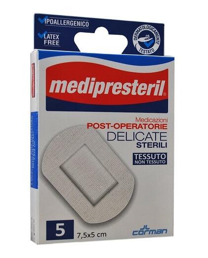 MEDIPRESTERIL P/OP DEL7,5X5 5P prezzi bassi