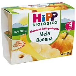 HIPP BIO FRU GRAT MELA/BANANA prezzi bassi