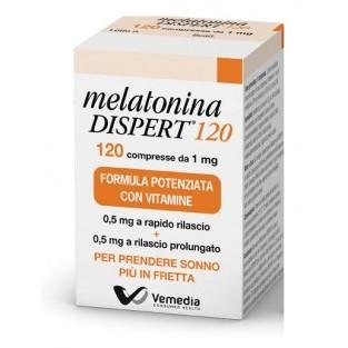 Melatonina Dispert 1mg 120 compresse
