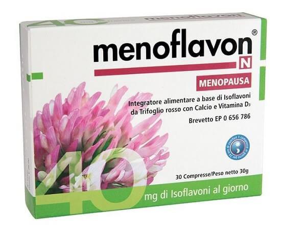 Named Menoflavon N Menopausa 30 compresse