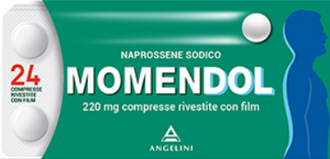 Momendol 220mg 24 compresse rivestite offerta