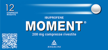 Moment 12 compresse rivestite 200mg offerta