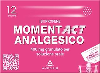 Momentact Analgesico 12 Bust Grat 400 Mg offerta