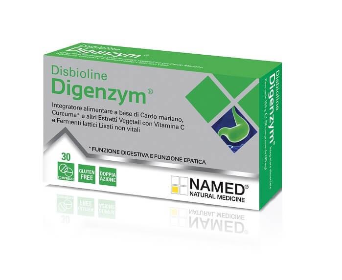 Named Digenzym 30 compresse