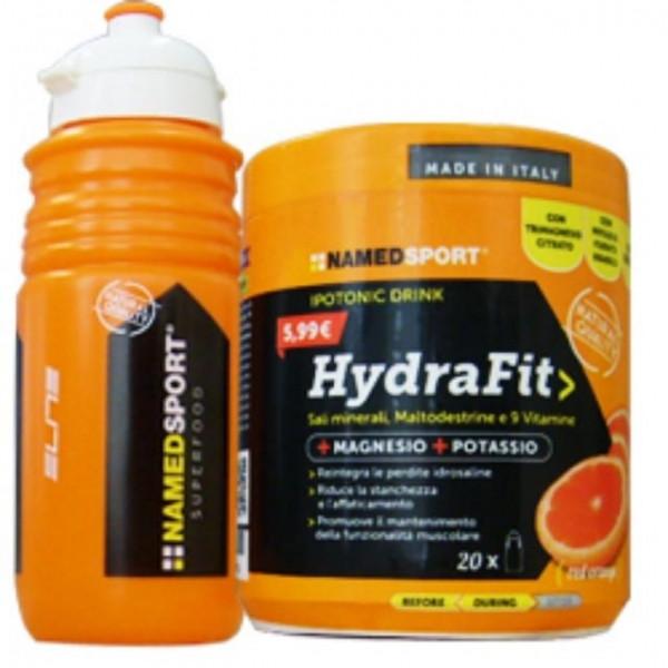 Named HydraFit 400gr + BORRACCIA in omaggio
