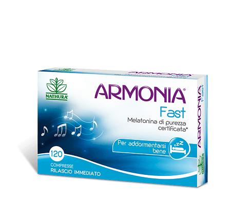 ARMONIA FAST 1MG MELAT 120CPR prezzi bassi