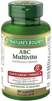 Acquistare online ABC MULTIVITA 60TAV