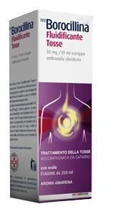 Neoborocillina Fluidificante Tosse Sciroppo 200ml 30mg/10ml offerta
