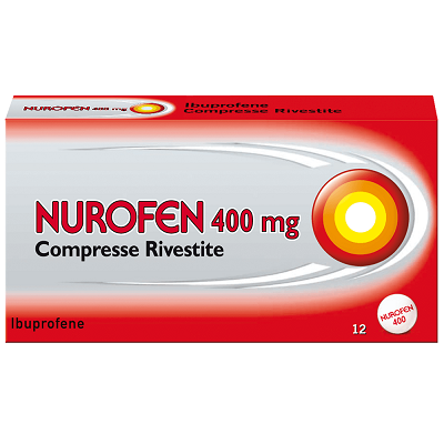 Nurofen 12 Compresse Rivestite 400 Mg offerta