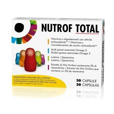NUTROF TOTAL 30CPS prezzi bassi
