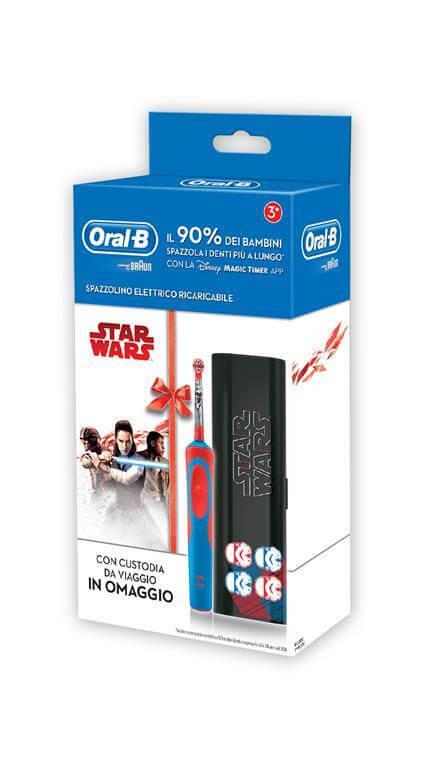 ORALB POWER SPAZZ STARWARS SPE-976289090