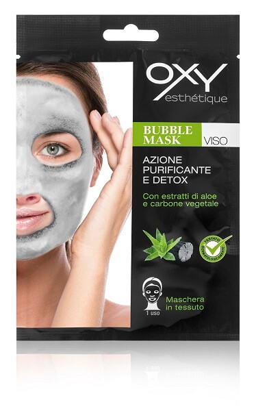 Oxy Bubble Mask Maschera Purificante 1 pezzo