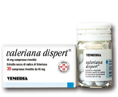 Valeriana Dispert 30 compresse offerta