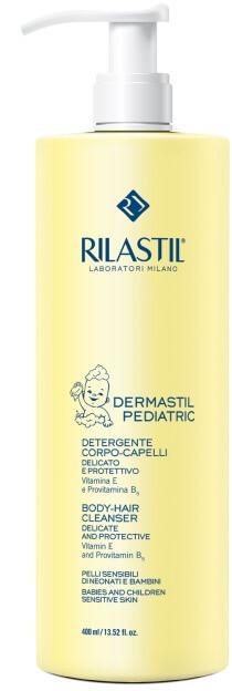 Rilastil Dermastil Pediatric Detergente Corpo-Capelli 400ml