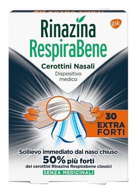 RINAZINA RESPIRABENE CER EXF30 prezzi bassi